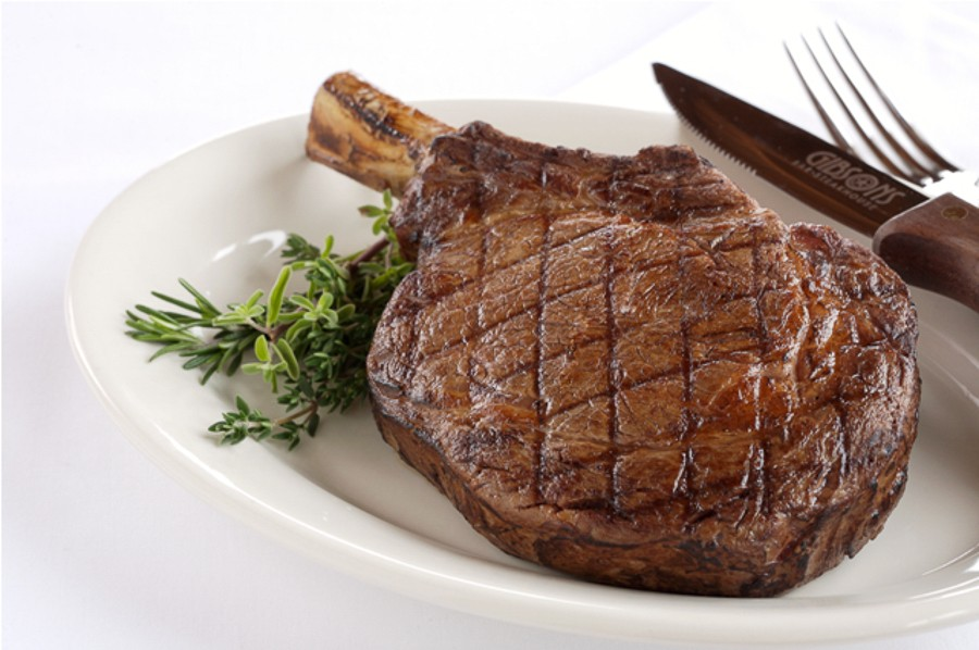 Click To Enlarge Best Steak House Gibsons Jpg