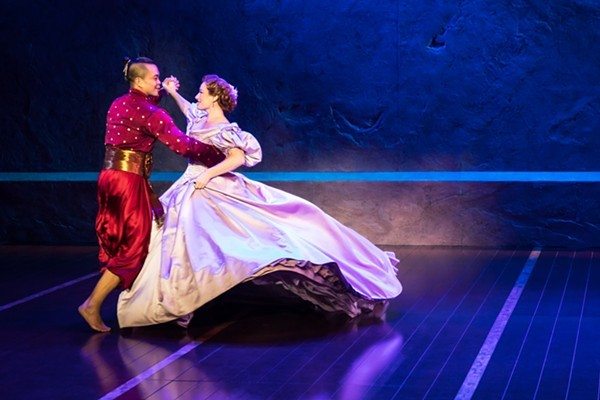 The King and I  - MATTHEW MURPHY