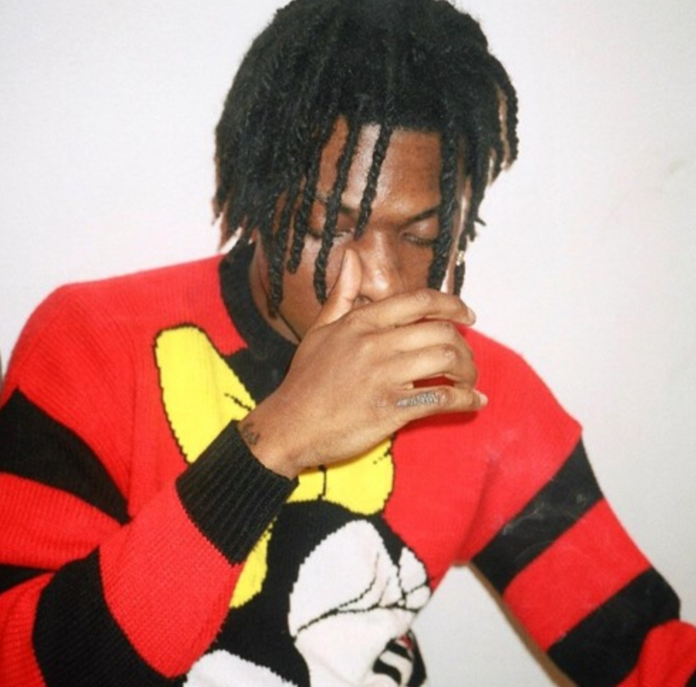 chicago rapper warhol ss lands half his new ep on a soundcloud chart