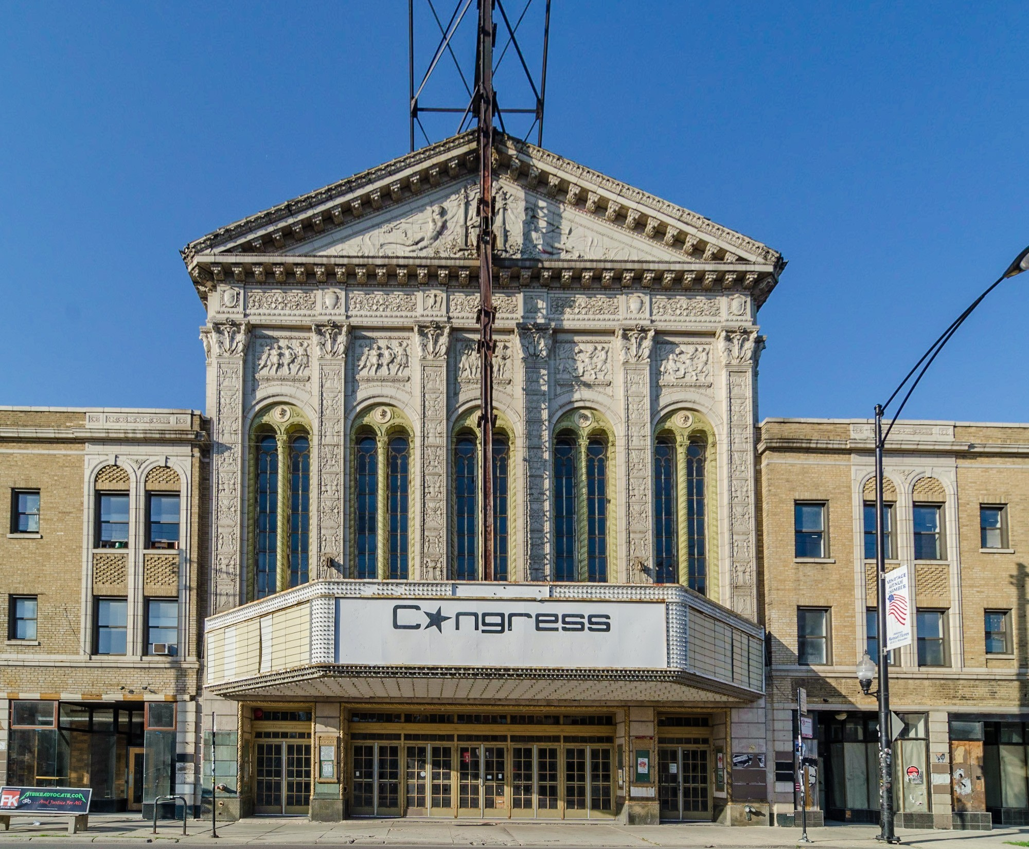 Click To Enlarge The Congress Theater Is Just One Of Many Sites You Can Check Out This Weekend