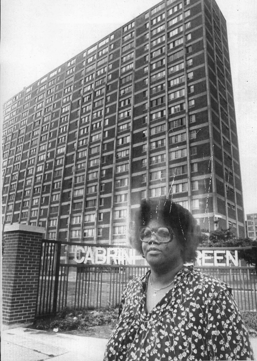 In the 1980s Cabrini-Green tenant leader Marion Stamps oversaw massive get-out-the-vote efforts to help elect Mayor Harold Washington.