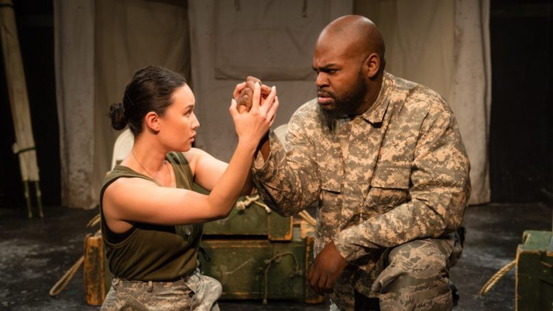 Invictus Theatre's Othello: The Moor of Venice - BRIAN MCCONKEY PHOTOGRAPHY