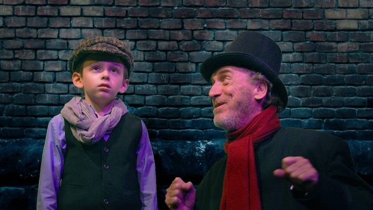Citadel Theatre Company's Scrooge and the Ghostly Spirits - MATT KURR
