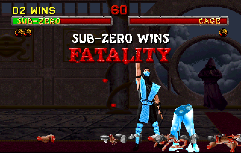 Otherworld Theatre Company ribs the Mortal Kombat film with a live recreation Fri 1/19.