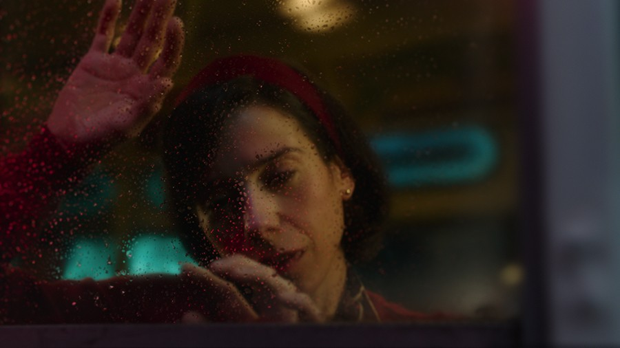 Sally Hawkins as Elisa Esposito in the film version of The Shape of Water - PHOTO COURTESY OF FOX SEARCHLIGHT PICTURES.