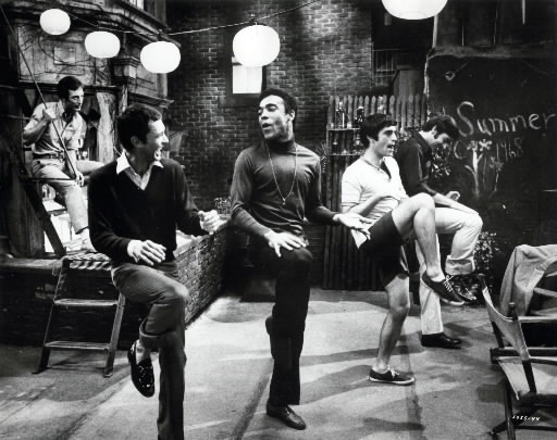 A scene from the 1970 movie version of The Boys in the Band - SUN-TIMES PRINT COLLECTION