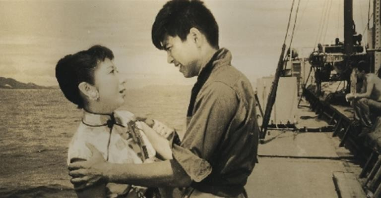 The Eagle and the Hawk plays in the Film Center's Inoue series on June 8 and 9.