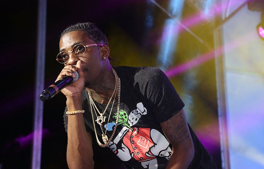 """Rich Homie Quan shows he's more than just the """"Ooh Ooh Ooh"""