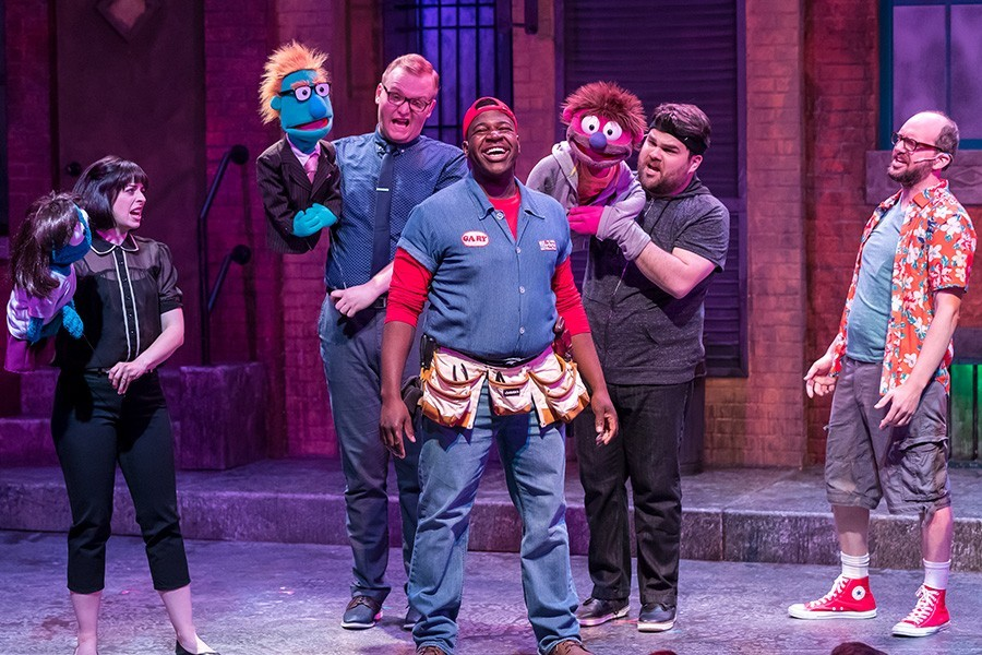 Avenue Q - BRETT BEINER
