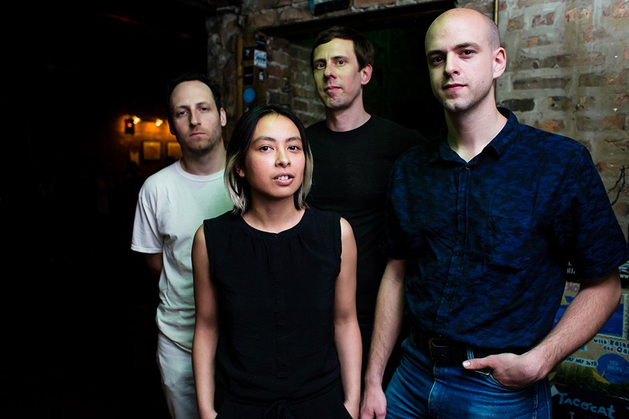 Wiry Chicago punks Negative Scanner sound as furious as ever