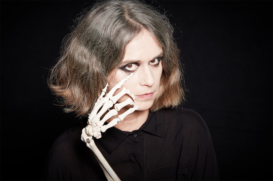 Juana Molina's beautiful, mysterious music is often unnerving too. - COURTESY THE ARTIST