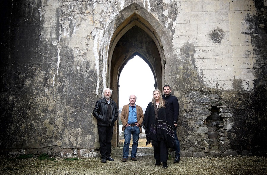 Altan are one of the longest-running bands in traditional Irish music. - GEARÓID MOONEY