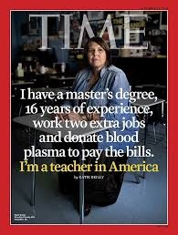 Time magazine cover, September 13, 2018