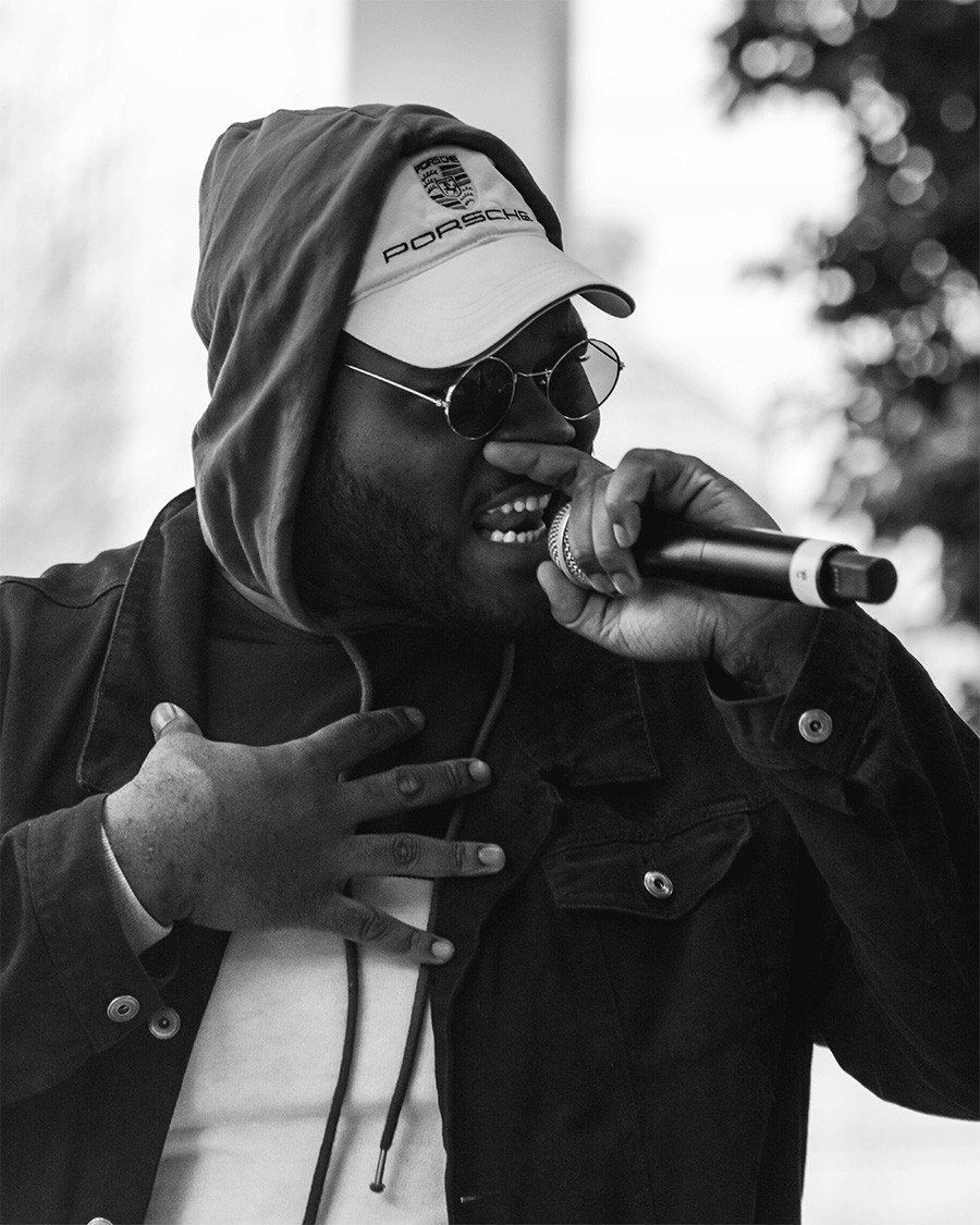 Music sounds like it comes easy to Chicago rapper Solo Sam