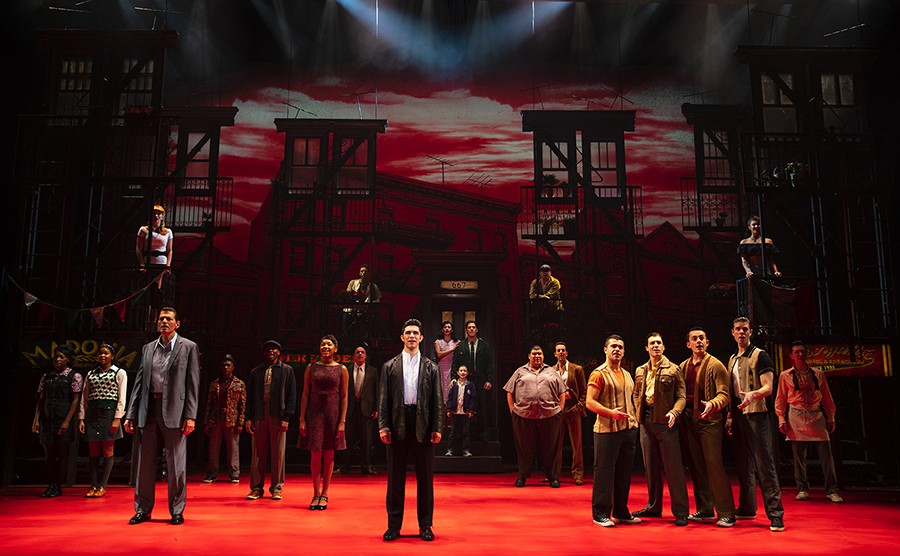 A Bronx Tale covers up moral quandaries with feel-good doo-wop