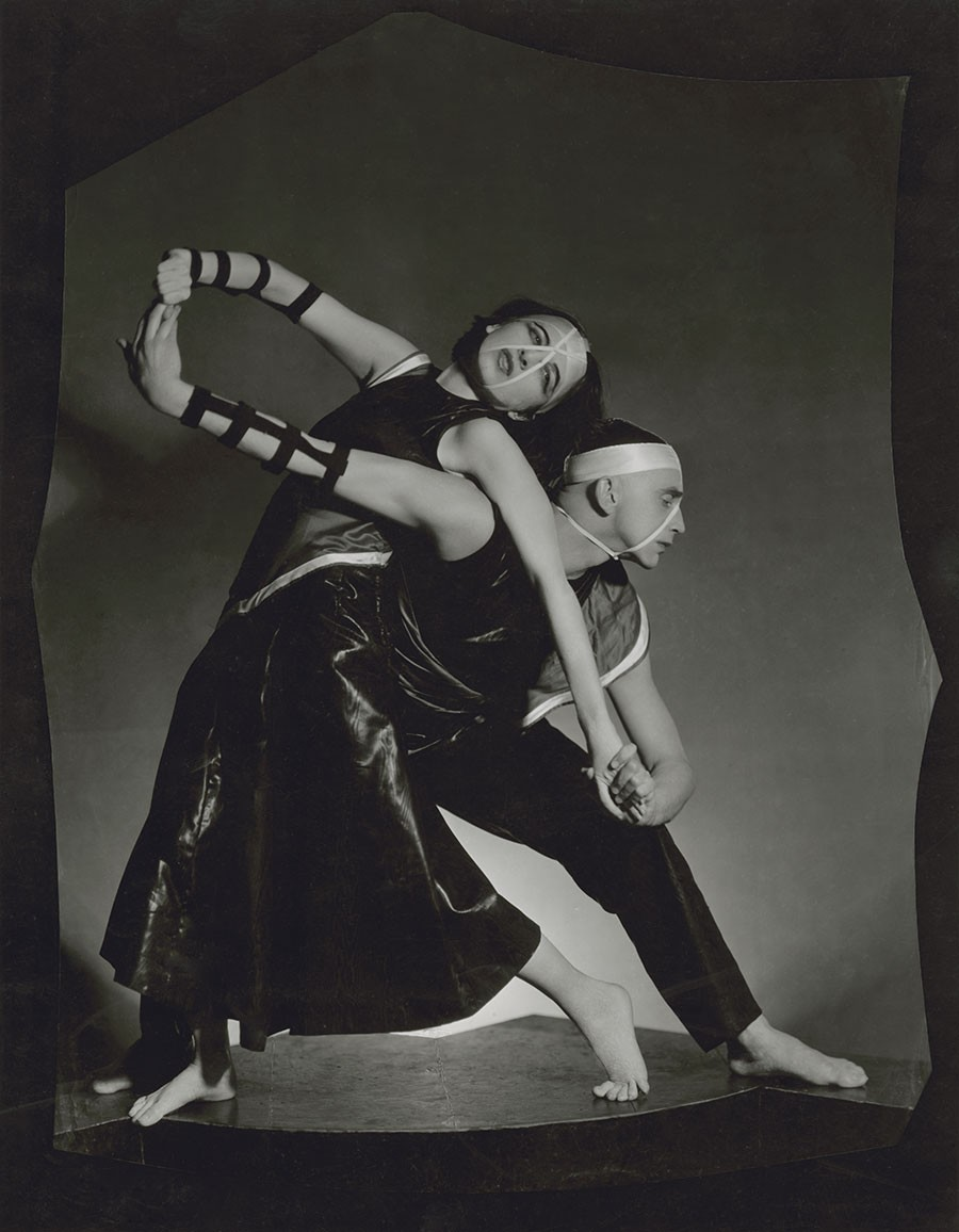 Ruth Page and Harald Kreutzberg, ca. 1934. - COURTESY NEWBERRY LIBRARY