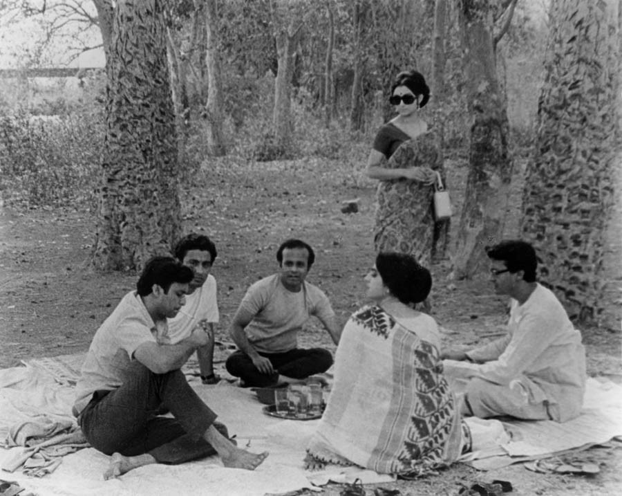 In Days and Nights in the Forest Satyajit Ray conjures truth