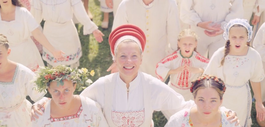 Midsommar is nothing more than a dressed-up piece of Scandinavian
