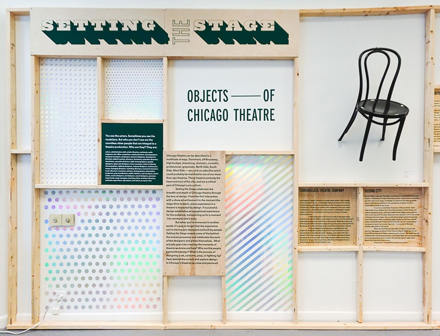 Setting the Stage' tells the story of Chicago theater in 56