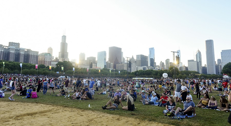 Who is Lollapalooza for?