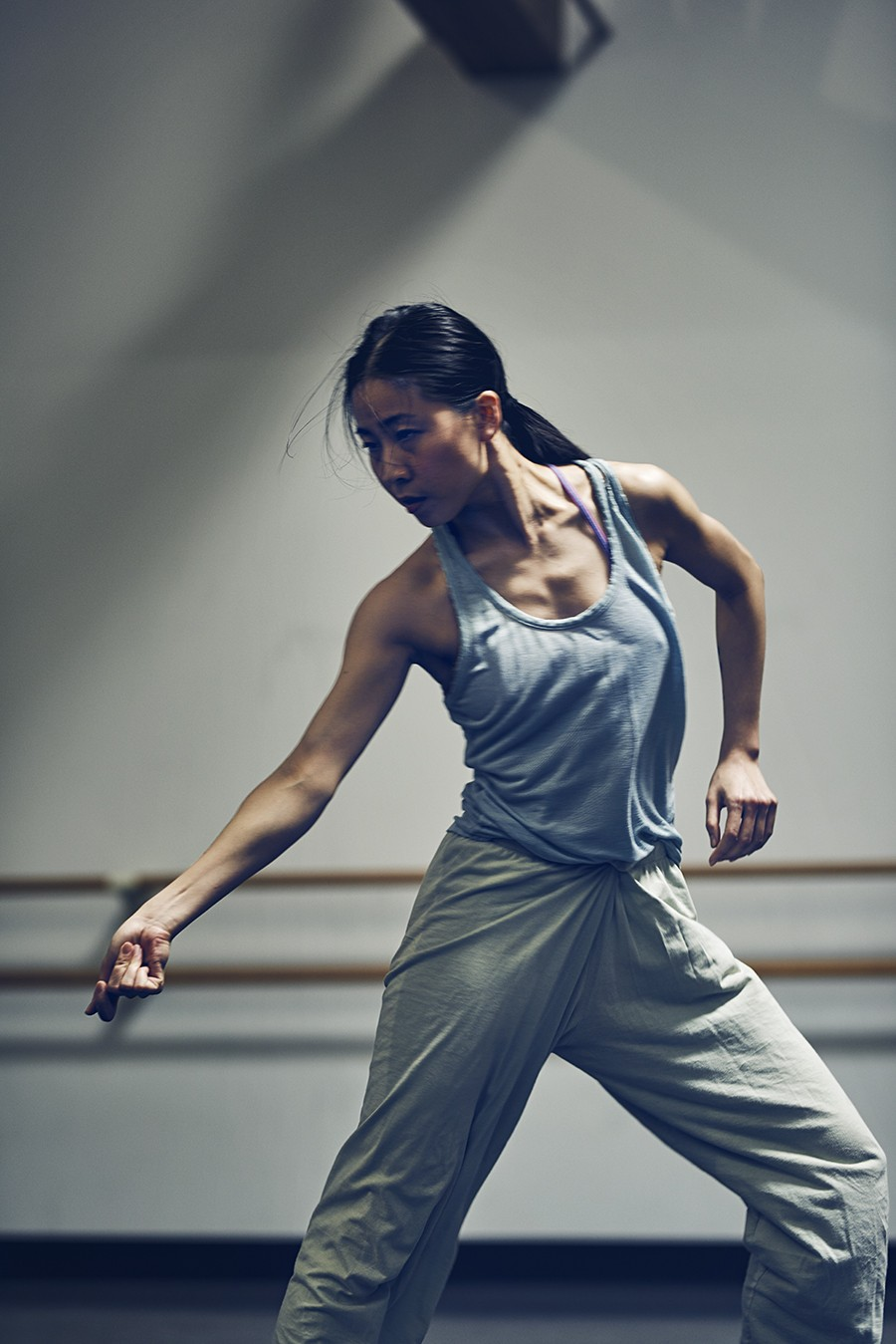"""Shiau says the highlight of her career so far was """"performing in my home country for the first time as a professional dancer"""" last month, where she presented her solo work in progress at a prestigious festival for new choreography. - MAX THOMSEN"""