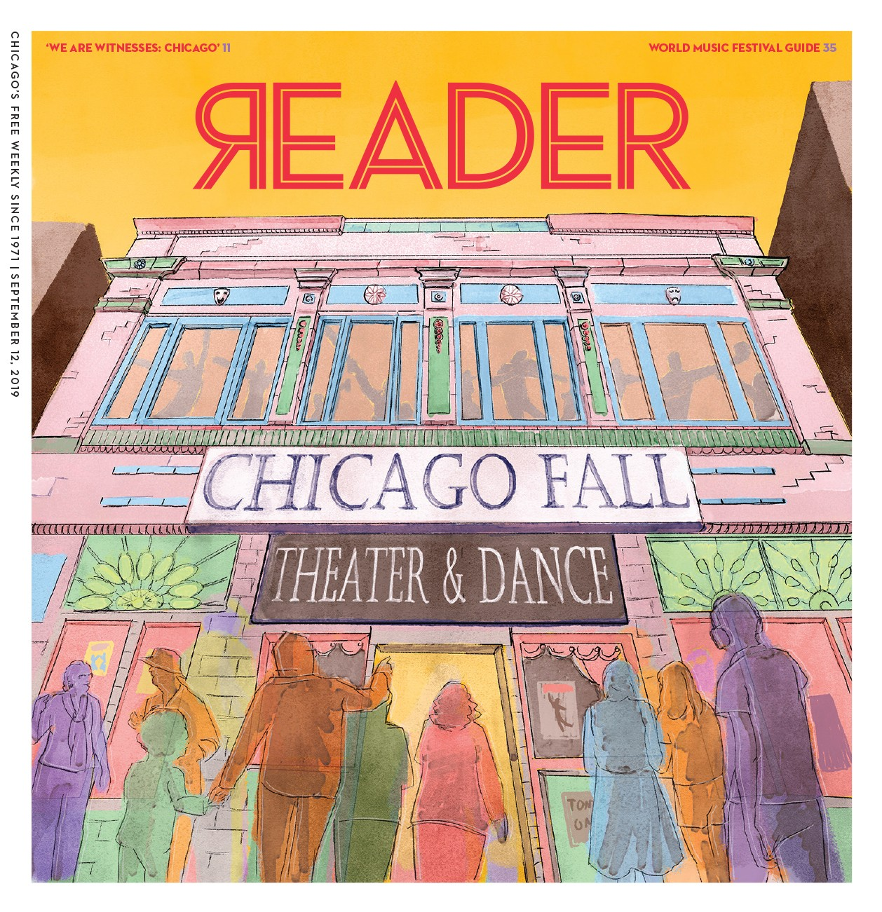 Note from an editor | Fall Theater and Dance | Chicago Reader
