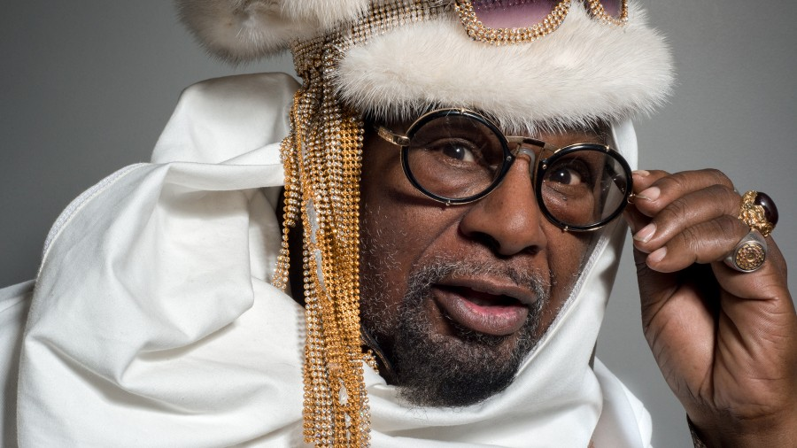 George Clinton's 2019 tour was not, in fact, his last. - COURTESY THE ARTIST