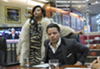 Taraji P. Henson and Terrence Howard star in <i>Empire</i>.