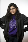 """<b>Krystal Cervantes, 14, Rebel:</b> """"The Rebel Bells have taught me to be powerful and stand up for what you thinks is right."""""""