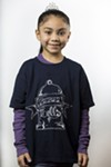 "<b>Megan Aguilar, 7, Bell:</b> The Rebel Bells make you feel: ""Excited."""