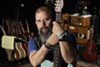 Steve Earle and the Dukes brings country-tinged tunes to the Old Town School of Folk Music Tuesday 7/25.