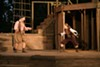 Bobby Bowman and Amanda Forman in Oak Park Festival Theatre's <i>The Fair Maid of the West</i>