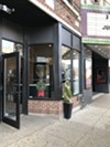 The new jewelry store is located right next to the Logan Theatre, on 2644 1/2 N Milwaukee.