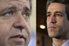 J.B. Pritzker and Daniel Biss are vying for the Democratic Party nomination to unseat governor Bruce Rauner.