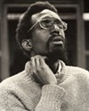 Julius Eastman in 1974, during a rehearsal of the S.E.M. Ensemble at SUNY Buffalo