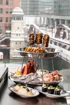 The Royal Family seafood tower