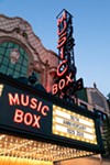 The Music Box is the only independent theater currently operating in its physical space.