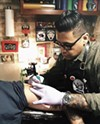 Great Lakes Tattoo's Mario Desa likens new operations to the NBA bubble to ensure the safety of both guests and staff.
