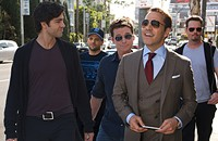 <i>Entourage</i>, the movie, says nothing about movies