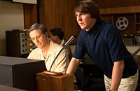 <i>Love & Mercy</i> is twice the Brian Wilson, but not the whole story