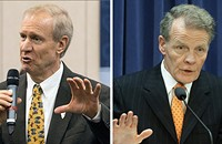 Rauner attacks Madigan's clout while his pals benefit from it