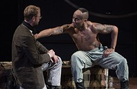 Lookingglass Theatre moves <i>Moby-Dick</i> from sea to sky