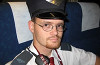 My friend Brandon Bostian, the Amtrak 188 engineer
