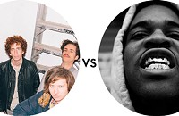 Pitchfork Music Festival cage match: Parquet Courts vs. A$ap Ferg