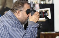 After a string of tragedies, veteran Chicago photographer Marc Hauser plans his comeback