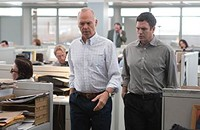 The <i>Boston Globe</i>'s pedophile priests investigation gets dramatized in <i>Spotlight</i>