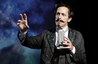 The silent half of Penn & Teller adds some magic to Shakespeare's <i>Tempest</i>