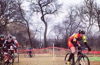 Chicago cyclocross racer Maria Larkin has jumped countless hurdles on her way to the World Cup