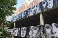 A South Loop mural wants you to stop telling women to smile
