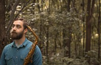 Saxophonist Nick Mazzarella celebrates one recording as another new one drops